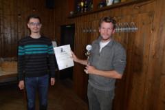 Meister U14: TSV Bindlach-Aktionär