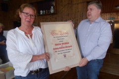 Ludwig-Schirner-Ehrenpreis für Anita Seidler